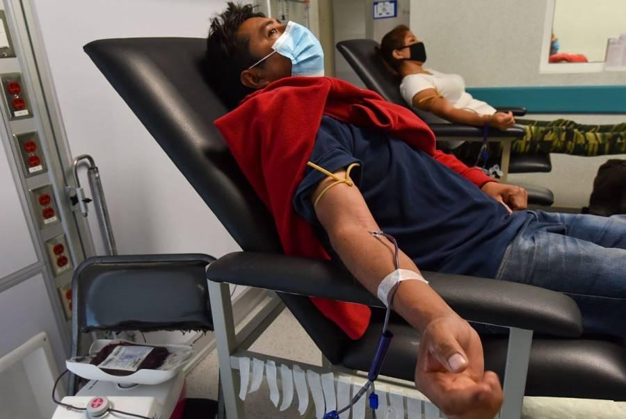 ¿Personas vacunadas contra el Covid-19 pueden donar sangre?