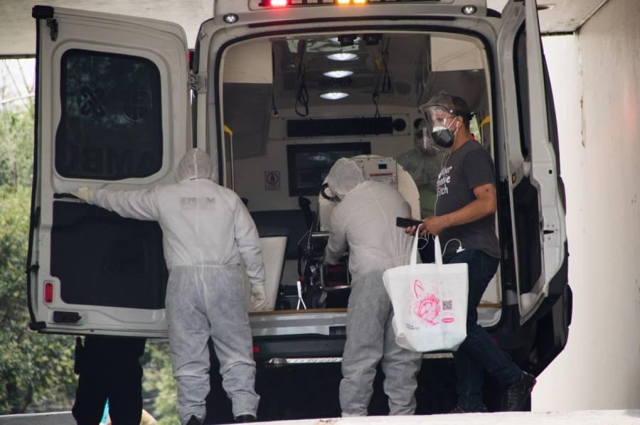 En las últimas 24 horas, en México se registraron 15,586 nuevos casos de Covid-19