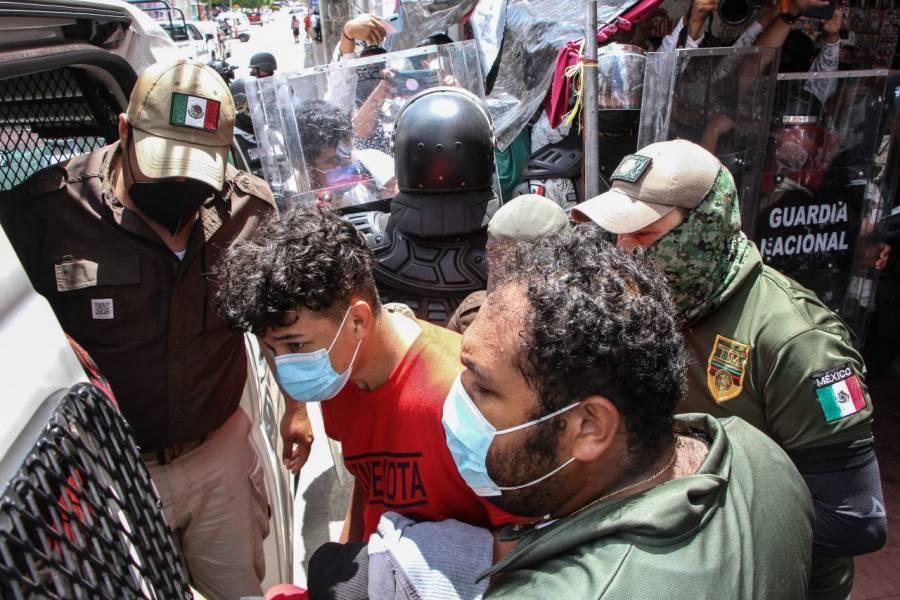 Derechos Humanos investiga agresiones contra migrantes en Chiapas
