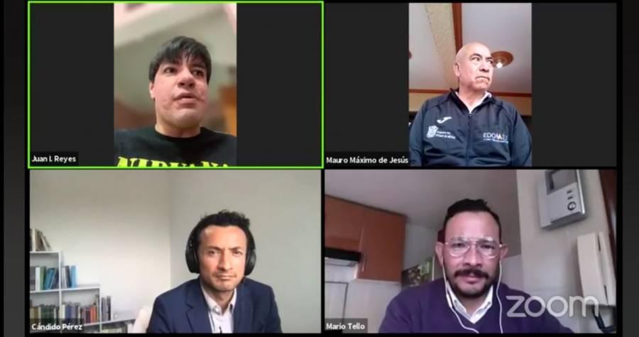 Multimedallistas comparten experiencias en Juegos Paralímpicos