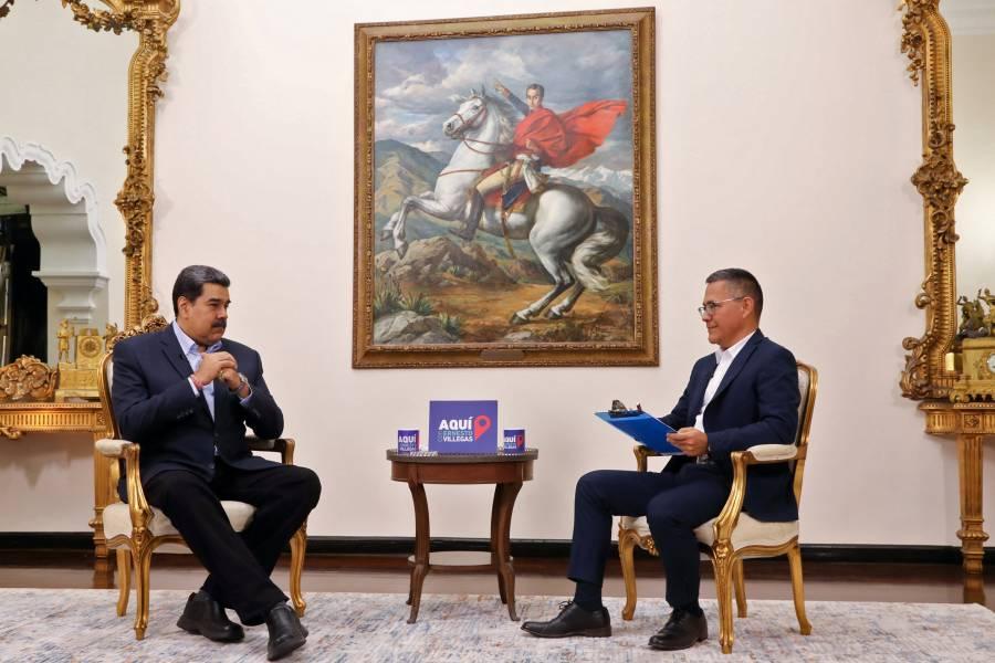 Asegura Maduro que no habrá impunidad para Guaidó