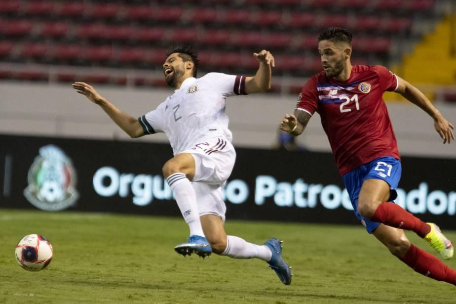 Sin un buen estilo de juego, México venció a Costa Rica 1-0