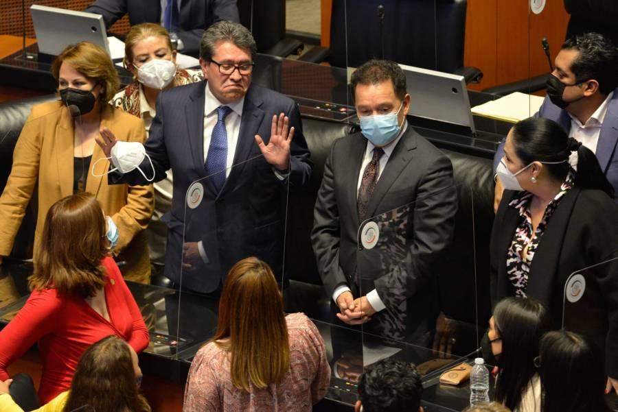 4T va por consensos para sacar su agenda consistente en 6 puntos en San Lázaro
