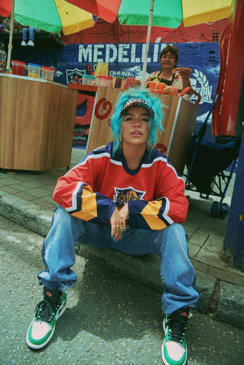 Karol G dará megaconcierto en Medellin, la ciudad que la vio crecer como Carolina