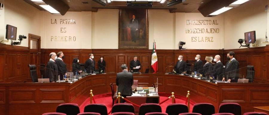 SCJN realiza primera discusión sobre la acción de inconstitucionalidad del delito de aborto en Coahuila
