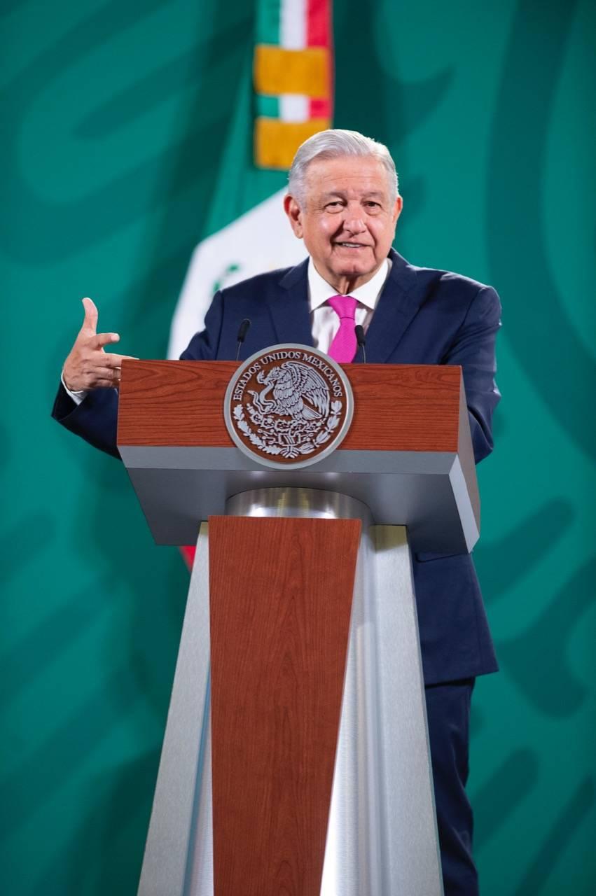 Economía en México crecerá en un 5% anual en 2024, dice AMLO