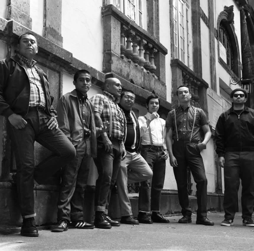 Los Travelers All Star se presentan en el skatex con mucha música early reggae y rocksteady