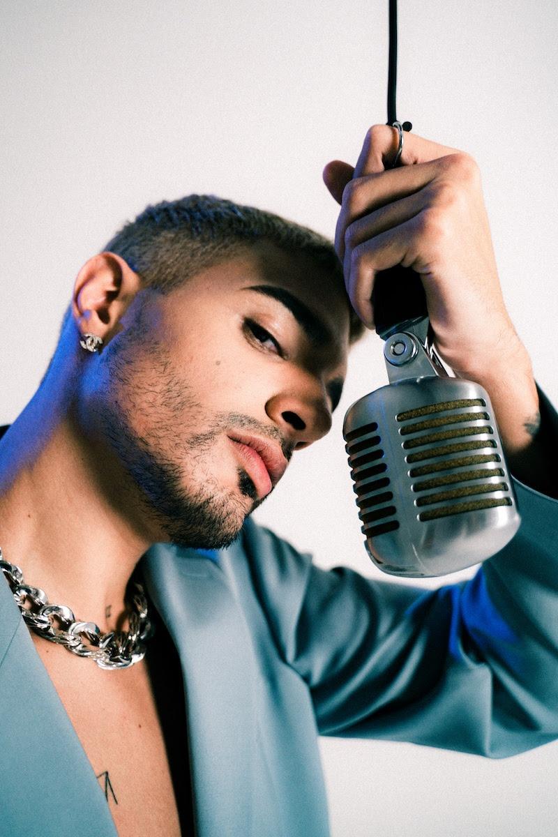 Alek, músico venezolano que fusiona los flow del reggaetón puertorriqueño y colombiano