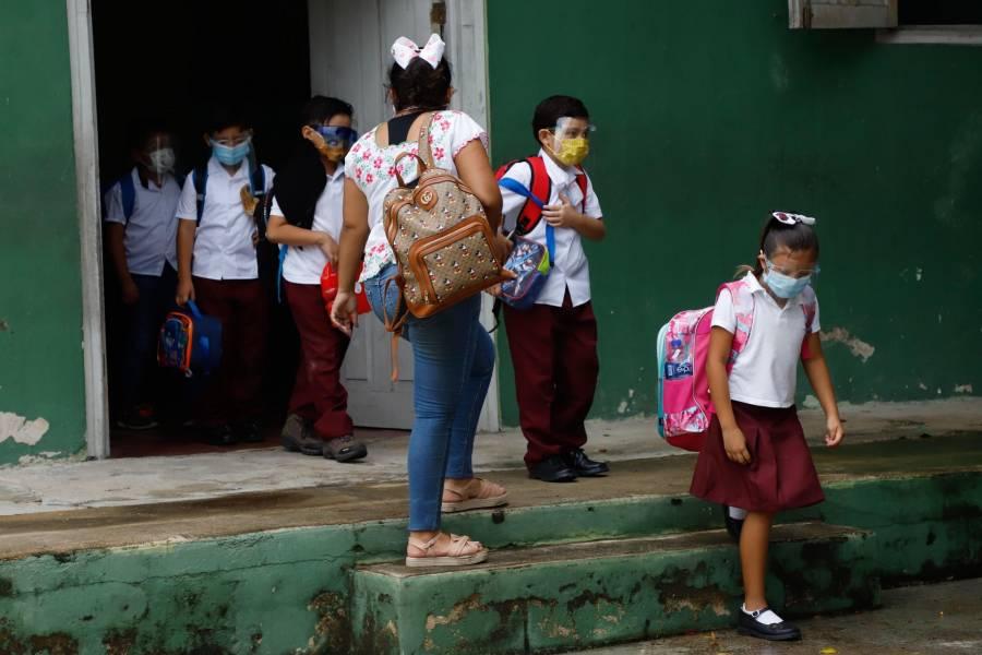 No hay casos de Covid-19 entre estudiantes o maestros poblanos: Secretaría de Salud