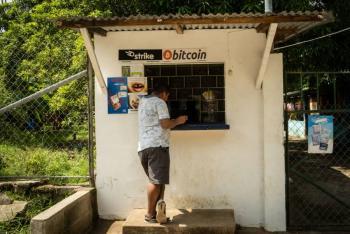 A partir de mañana el bitcoin será moneda legal en El Salvador