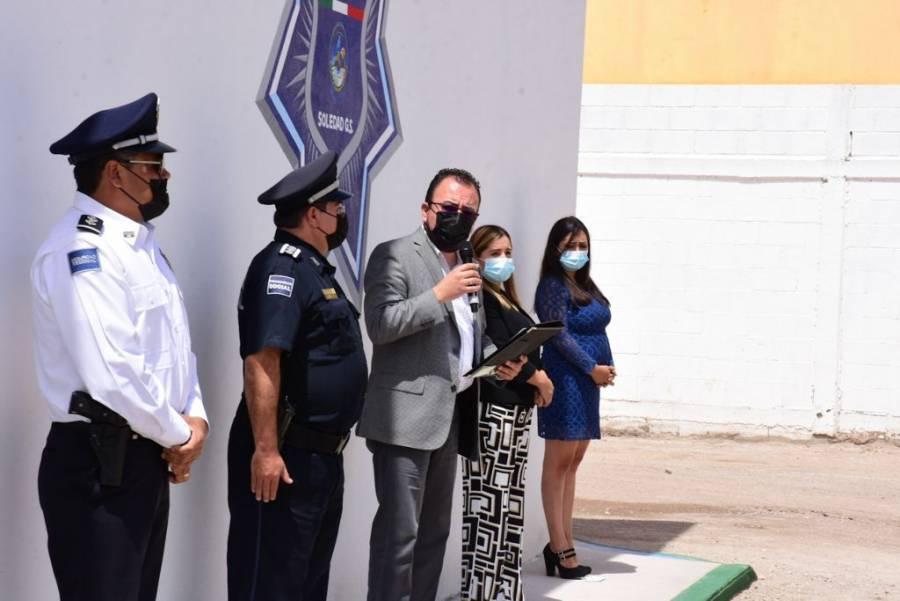 Inauguran en Soledad nuevos juzgados cívicos