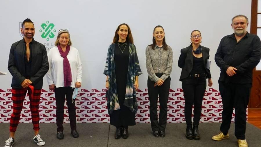 Jesús Ochoa y Damián Alcázar se integran al Consejo Asesor de Cultura de Claudia Sheinbaum
