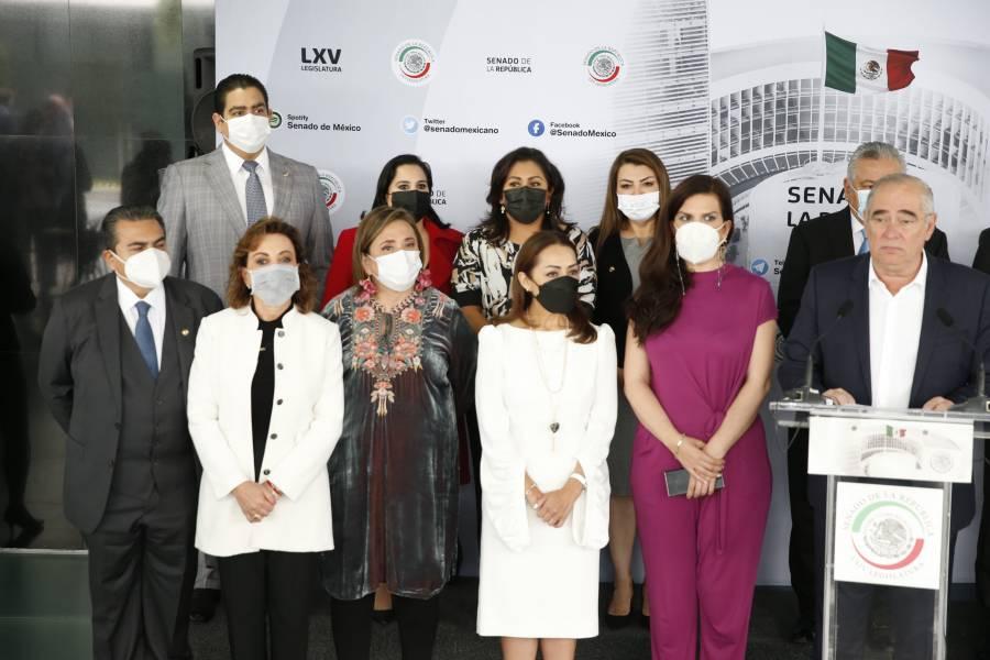 """""""Es un pen…"""", dice Xóchitl Gálvez a López-Gatell por declaraciones sobre vacunas a menores"""