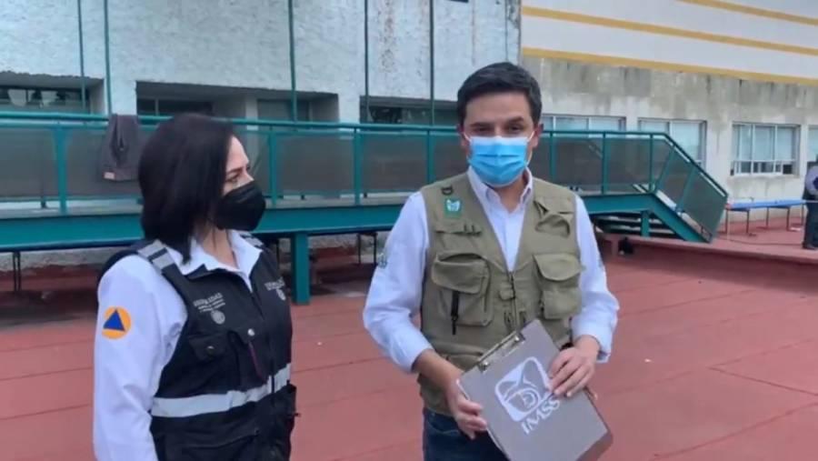Confirman 16 muertes por inundación en hospital de Tula, Hidalgo