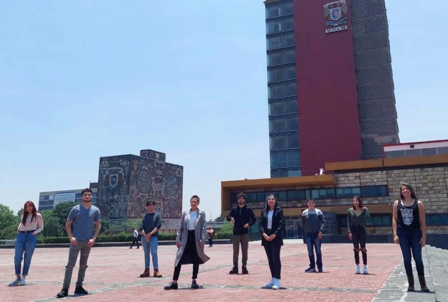 Viajan a Alemania, alumnos de la UNAM ganadores de concurso de física en investigación nuclear