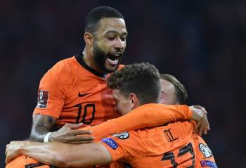 Francia, Países Bajos y Noruega cerca de clasificar a Qatar 2022