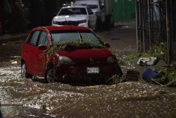 Congreso del Edomex pide 7 mmdp para atender inundaciones en Ecatepec