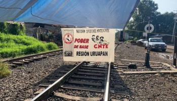Por bloqueos carreteros y en vías de tren se han perdido 2 mil mdp: Caintra
