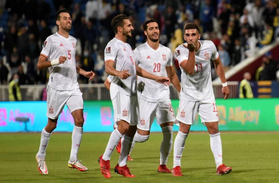 España respira e Inglaterra se estrella ante Polonia rumbo a Qatar 2022