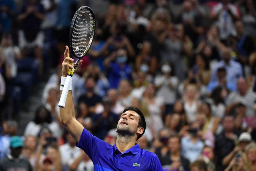 Novak Djokovic busca las semifinales del Abierto de Estados Unidos