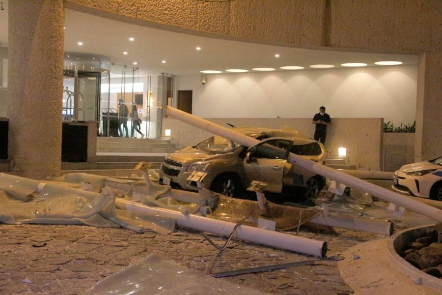 Aeropuerto de Acapulco cerrado tras el sismo de 7.1: Héctor Astudillo