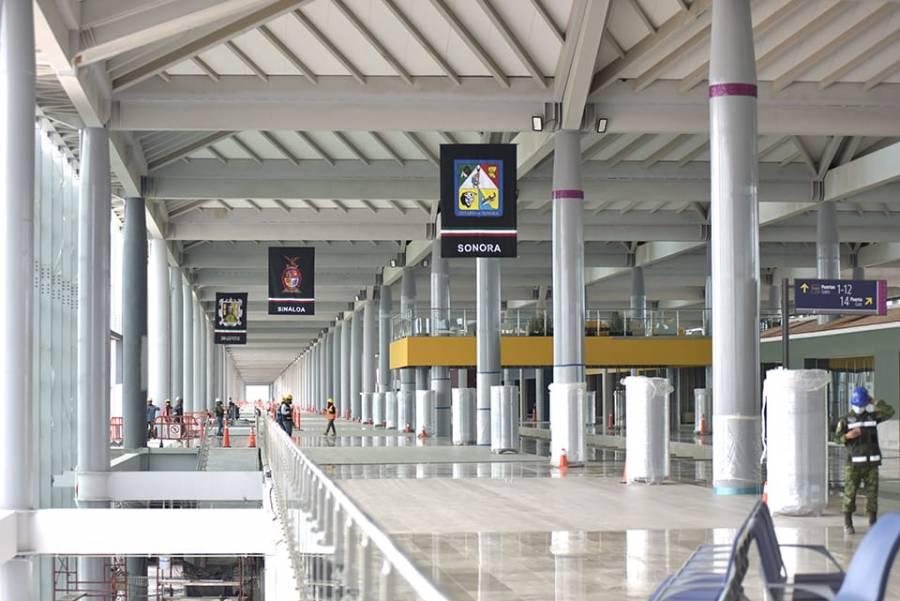 AIFA no afectará operaciones del aeropuerto de la Ciudad de México: SCT