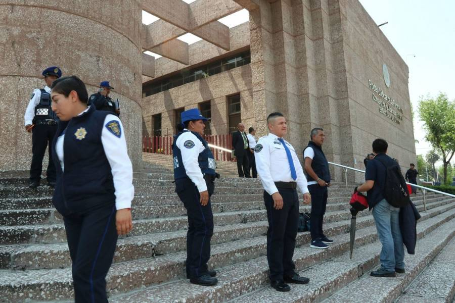 Poder Judicial de la CDMX suspende labores tras sismo de 7.1 grados