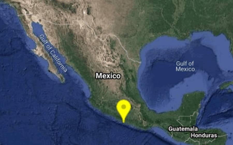 Otro sismo de magnitud 4.9 sacude Guerrero esta madrugada