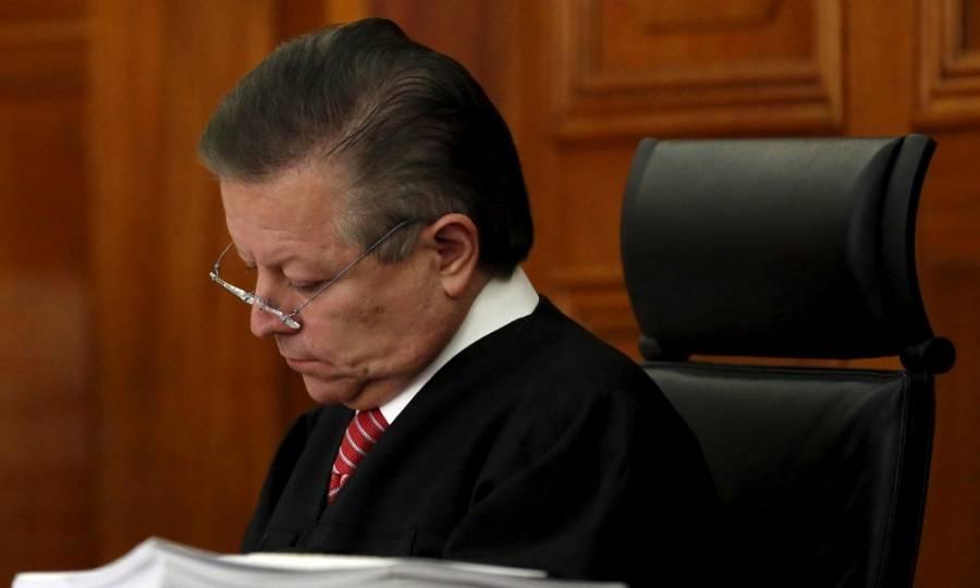 """""""Yo sólo le rindo cuenta a la Constitución, a los derechos humanos y a mi conciencia"""": Ministro Zaldívar"""