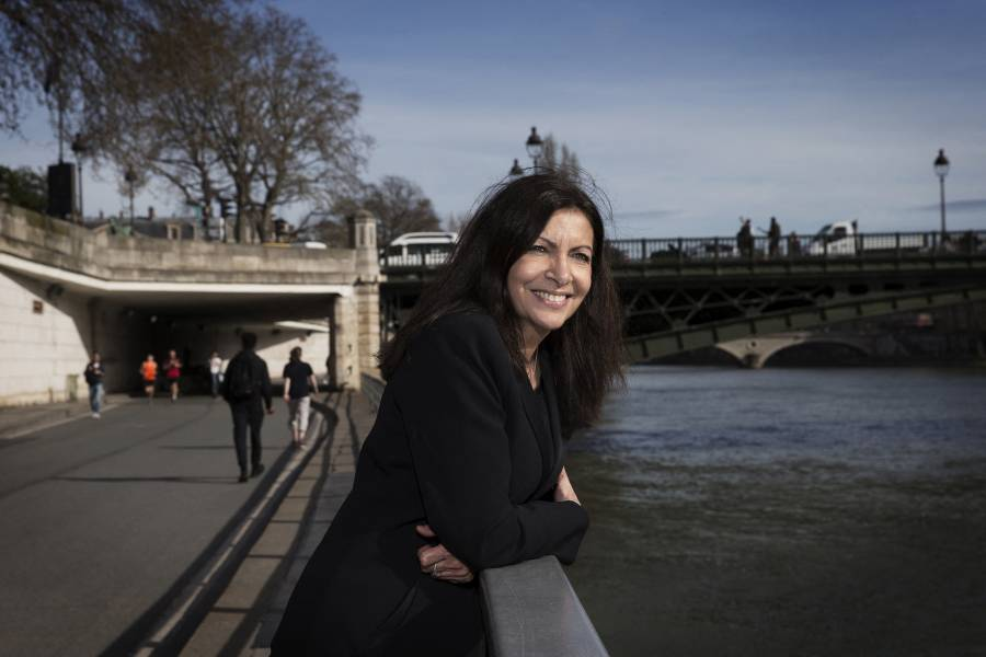 Anne Hidalgo, alcaldesa de París anunciará su candidatura a presidencial en Francia