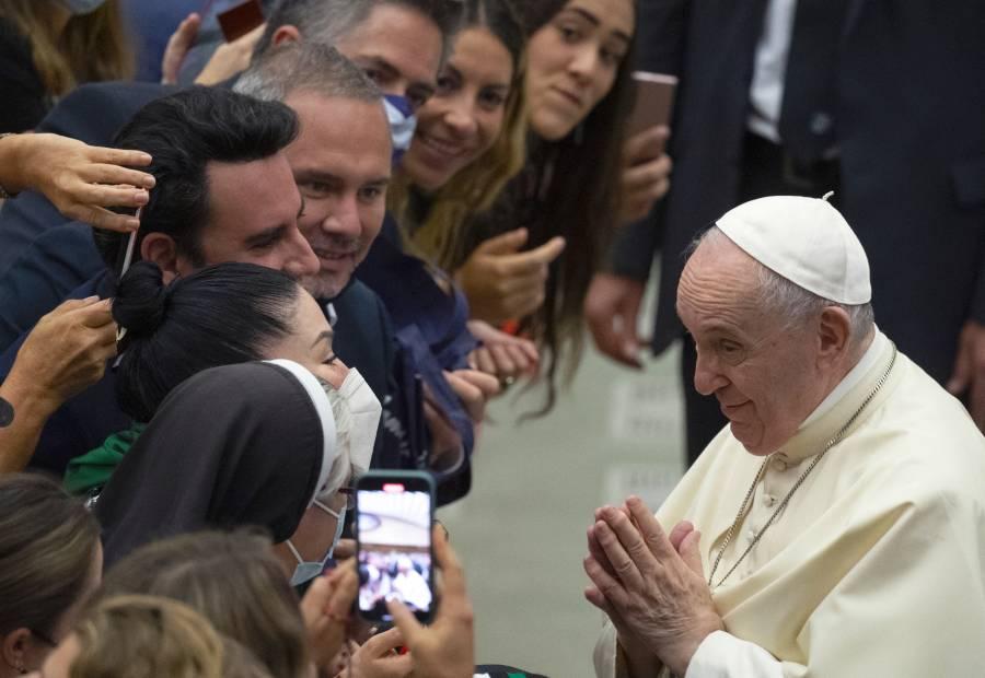 El Papa Francisco denuncia esclavitud de las mujeres
