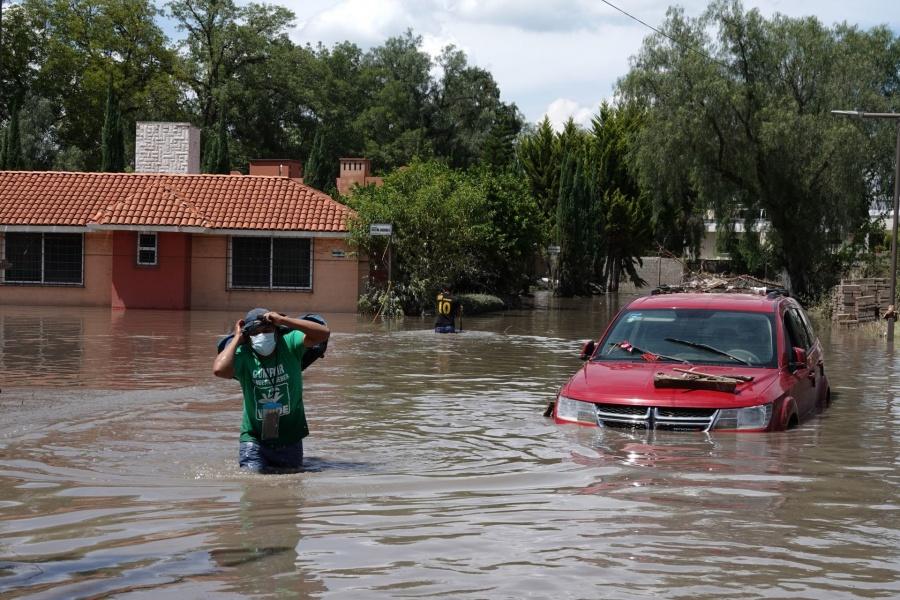 Gobierno de Hidalgo urge evacuar zonas aledañas al río Tula