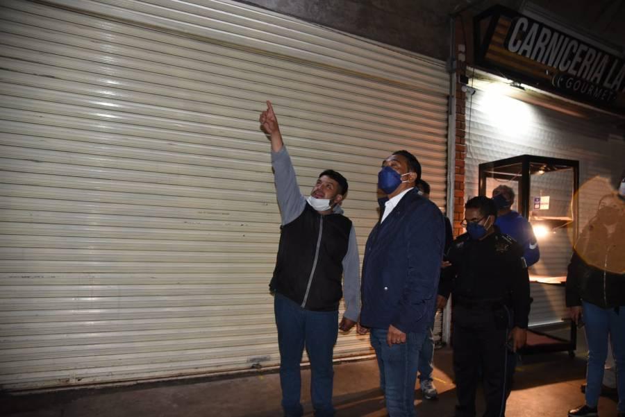 Sin reporte de víctimas y daños materiales mínimos en Tlaxcala