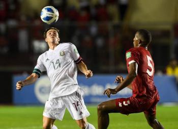 México saca el empate ante Panamá en eliminatoria rumbo a Catar 2022