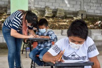 Suspenden clases presenciales en Tlaxcala por sismo de 7.1 grados