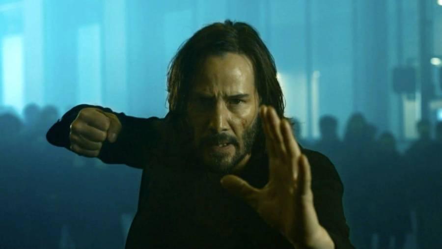 La espera terminó, Warner lanza el trailer de Matrix 4