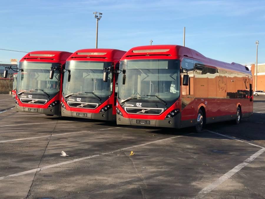 Piden al gobierno impulsar renovación de autobuses y camiones en el país