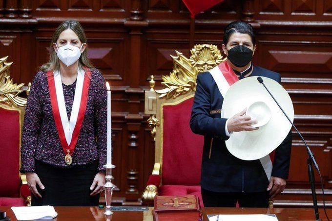 Presidente de Perú realizará su primer viaje oficial a México y EEUU