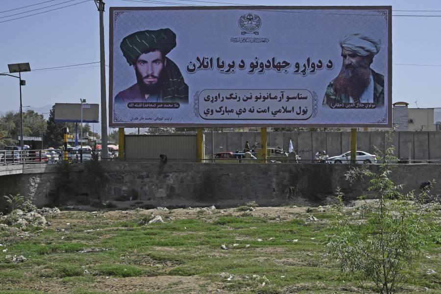 Talibanes demandan sacar a sus líderes de listas de terroristas de la ONU y EEUU