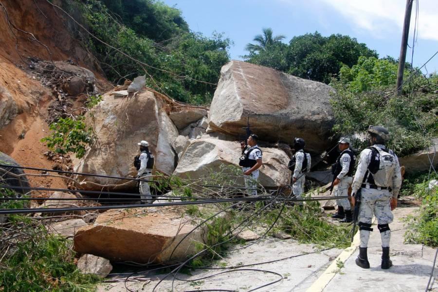 Guerrero, el estado más afectado tras el sismo