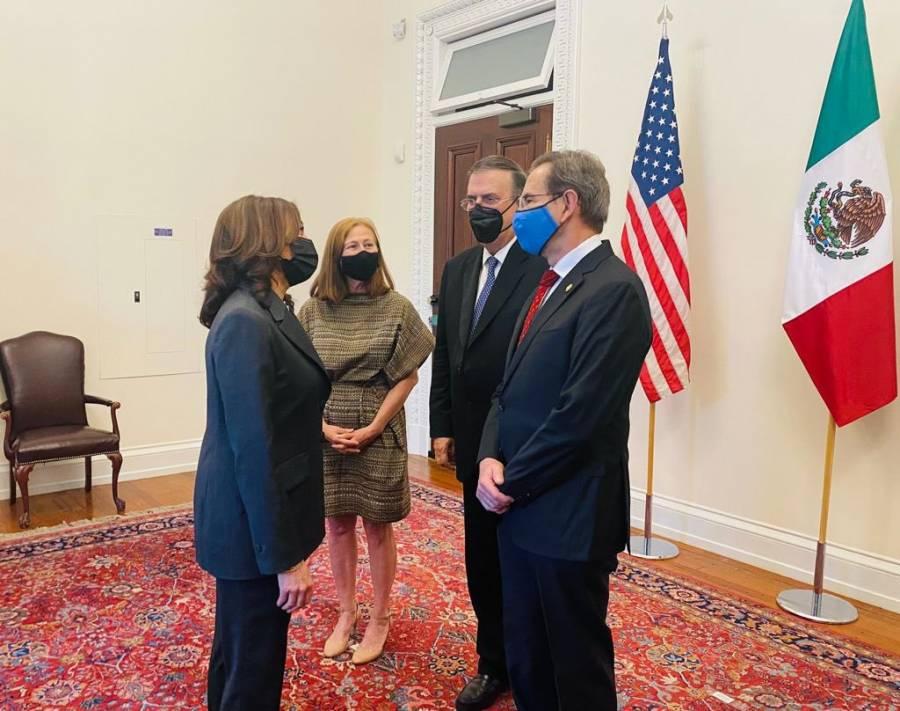 Cancillería confirma encuentro AMLO-Biden