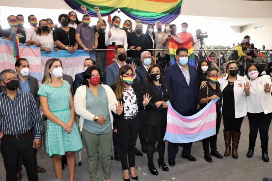 Congreso de Morelos aprueba reforma que facilita cambio de identidad de género