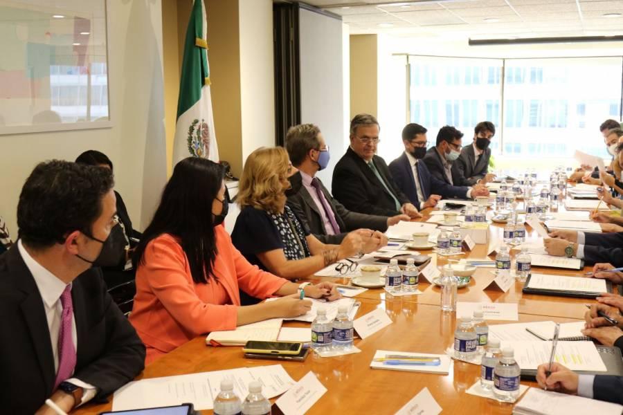 EEUU brindará asistencia técnica a México para contener migración