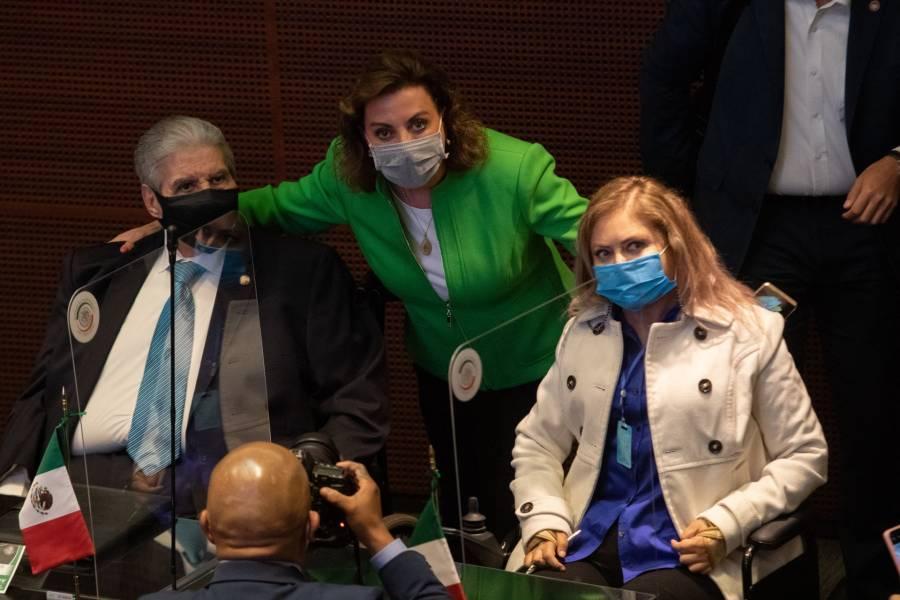 """Continúa la """"chapulineada"""" en el Congreso de la Unión"""
