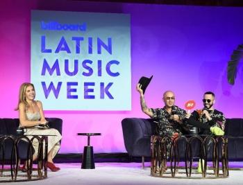 La fiesta de la música latina, un espectáculo para cinco noches: Billboard