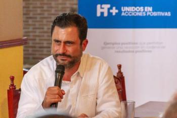 Héctor Tejada Shaar, nuevo presidente de la Concanaco
