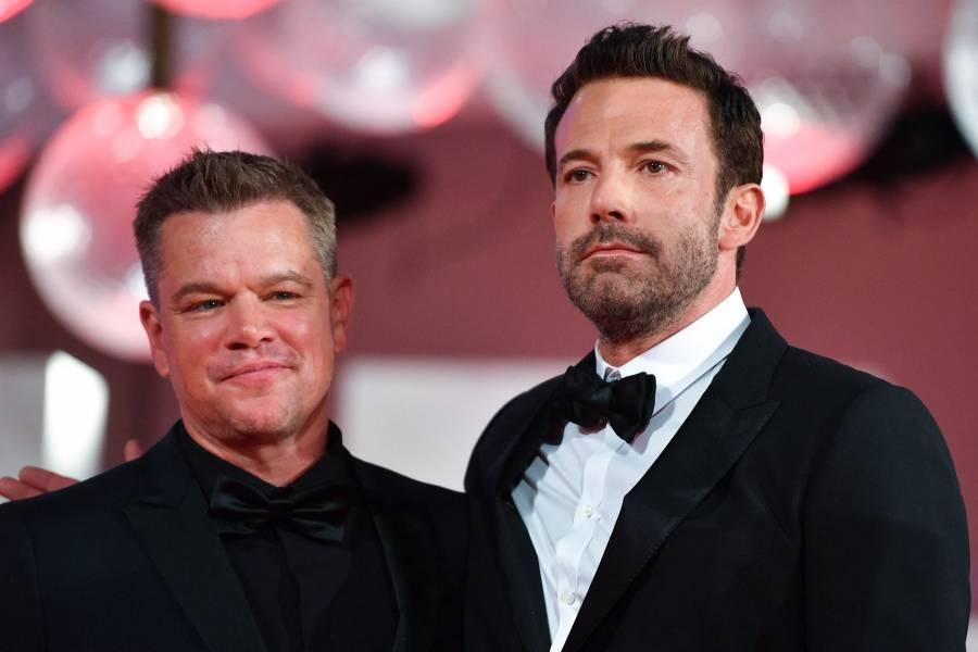 Ben Affleck y Matt Damon deslumbran en la Mostra de Venecia