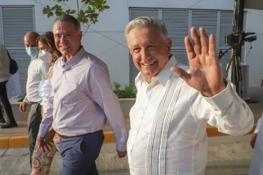 Quirino Ordaz, gobernador priista de Sinaloa se une al gabinete de AMLO