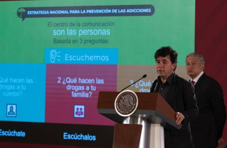 Se confirma sanción a Jesús Ramírez por difusión de conferencia matutina referente a Va por México