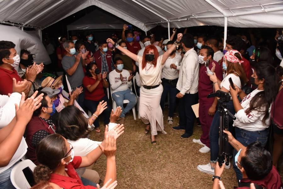 En peligro el triunfo de Layda Sansores en Campeche: TEPJF